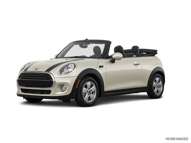New Car 2017 MINI Convertible Cooper