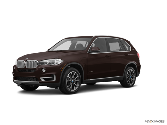 New Car 2017 BMW X5 xDrive40e iPerformance