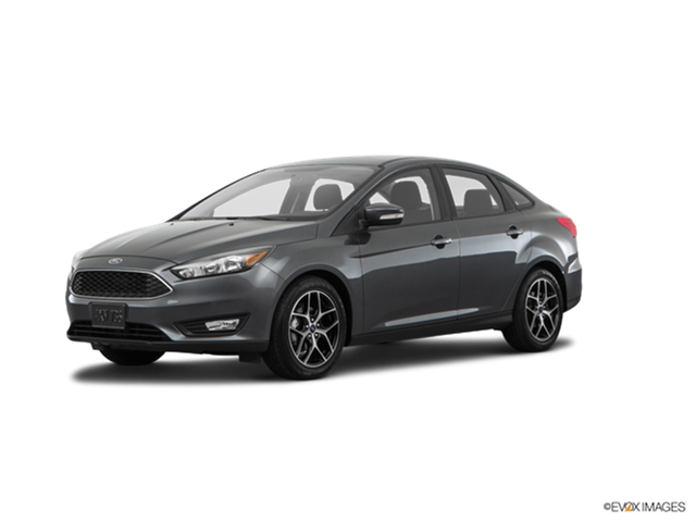New Car 2018 Ford Focus SEL