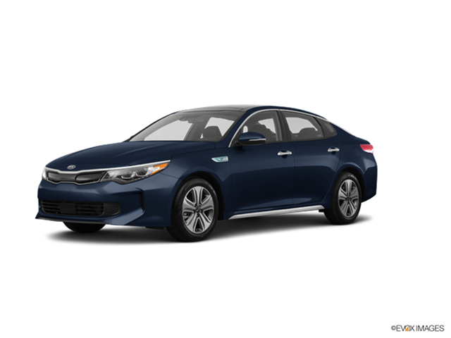 Best Safety Rated Sedans of 2017 - 2017 Kia Optima Hybrid