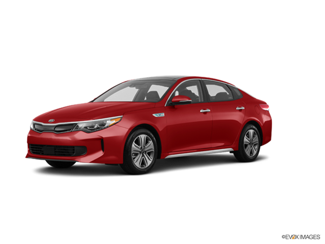 Best Safety Rated Hybrids of 2017 - 2017 Kia Optima Hybrid
