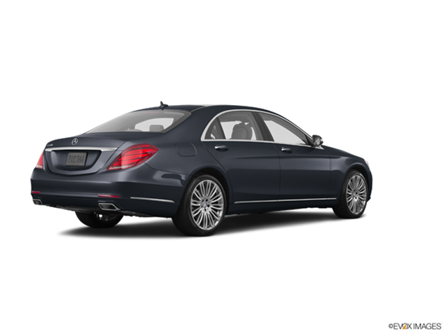 New Car 2017 Mercedes-Benz S-Class S 550