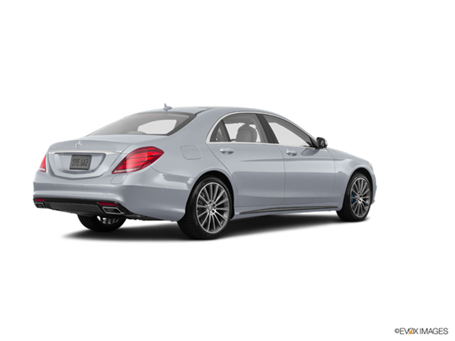 New Car 2017 Mercedes-Benz S-Class S 550e Plug-In Hybrid