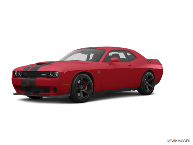 New Car 2018 Dodge Challenger SRT Demon