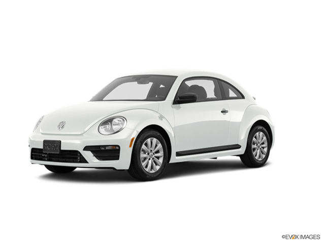 New Car 2017 Volkswagen Beetle 1.8T SEL