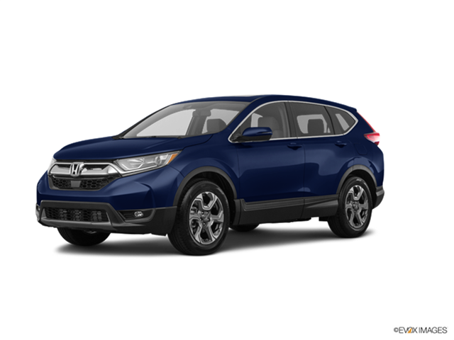 New Car 2018 Honda CR-V EX
