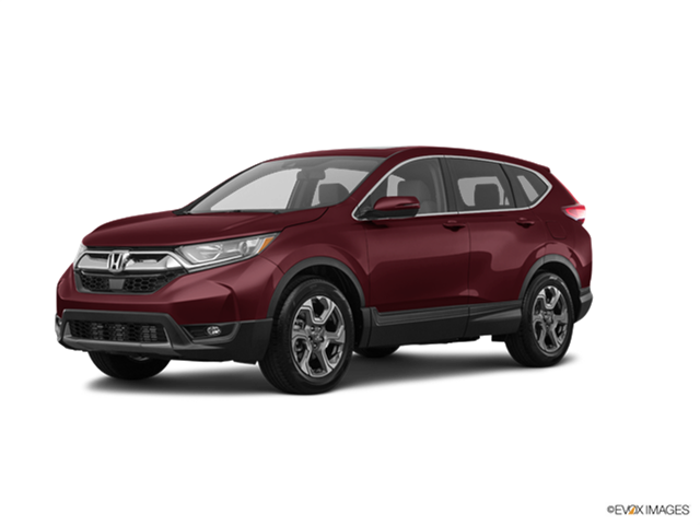 New Car 2018 Honda CR-V EX-L w/Navigation