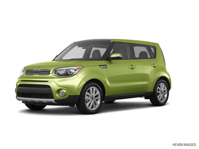 New Car 2017 Kia Soul