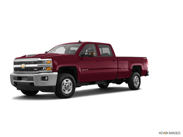 New Car 2017 Chevrolet Silverado 2500 HD Crew Cab LT