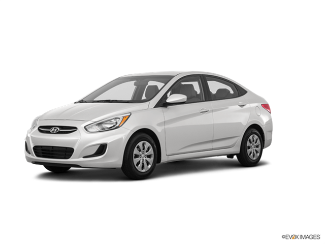 2017 Hyundai Accent Kelley Blue Book