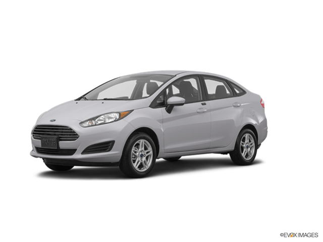New Car 2018 Ford Fiesta SE
