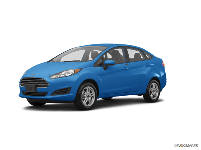 New Car 2017 Ford Fiesta SE