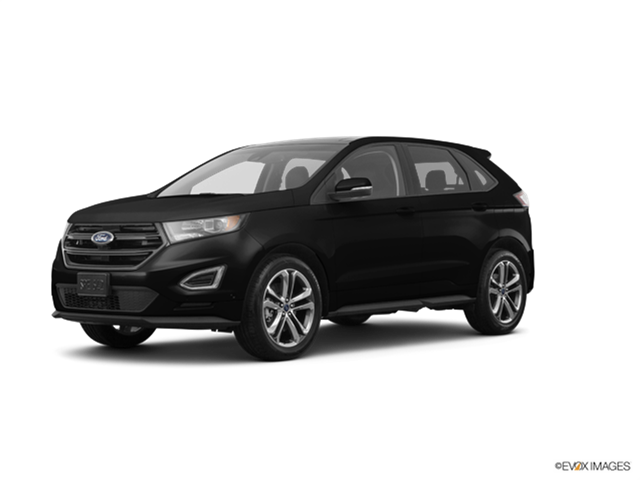 New Car 2017 Ford Edge Sport