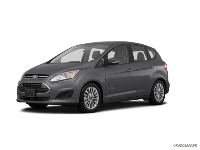 Most Fuel Efficient Wagons of 2018 - 2018 Ford C-MAX Hybrid
