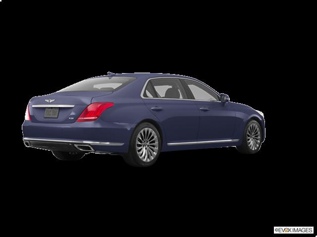 New Car 2017 Genesis G90 5 0 Ultimate