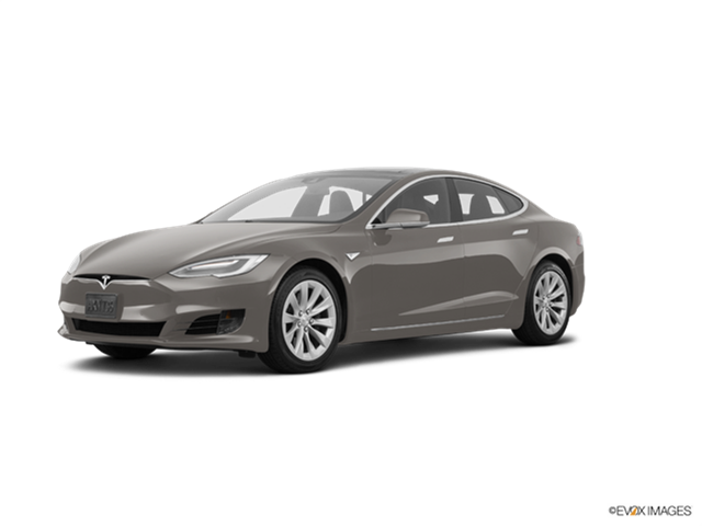Highest Horsepower Electric Cars of 2016 - 2016 Tesla Model S