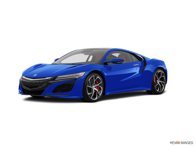 Highest Horsepower Hybrids of 2017 - 2017 Acura NSX
