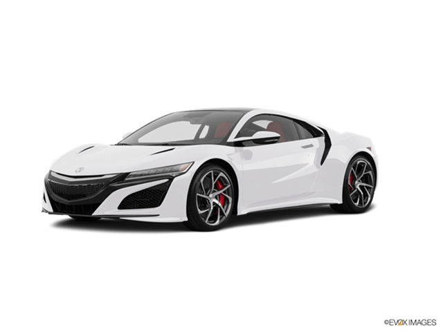 2017 Acura Nsx Kelley Blue Book