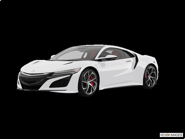 2020 Acura NSX High-performance Sports Car