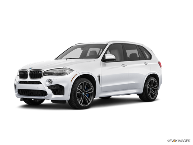New Car 2018 BMW X5 M