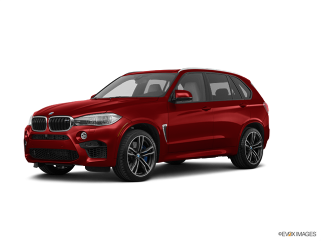 Highest Horsepower Crossovers of 2018 - 2018 BMW X5 M