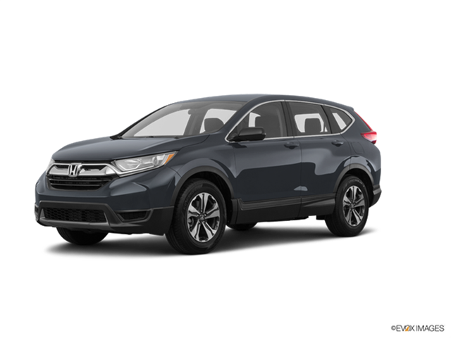 Best Safety Rated Crossovers of 2018 - 2018 Honda CR-V