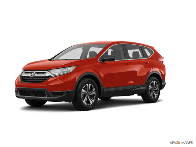 New Car 2018 Honda CR-V LX