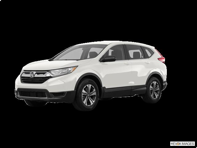2018 Honda Cr V Kelley Blue Book