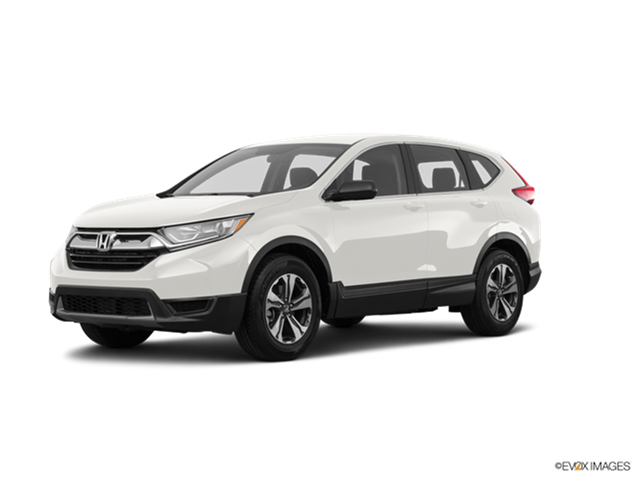 2017 Honda Cr V Kelley Blue Book