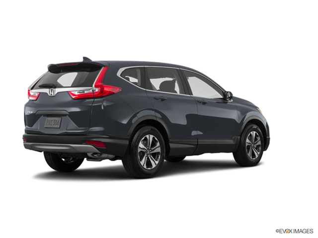 New Car 2017 Honda CR-V LX
