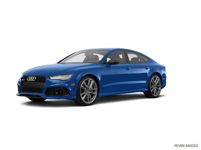 Highest Horsepower Sedans of 2018 - 2018 Audi RS 7