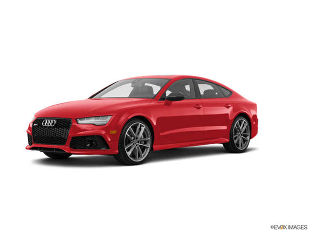 Highest Horsepower Hatchbacks of 2017 - 2017 Audi RS 7