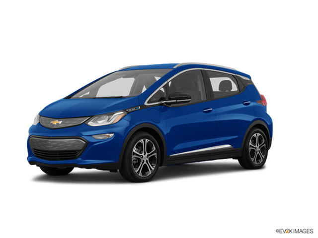 Top Consumer Rated Electric Cars of 2018 - 2018 Chevrolet Bolt EV
