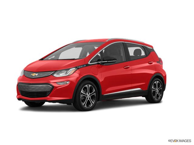 Most Fuel Efficient Sedans of 2018 - 2018 Chevrolet Bolt EV