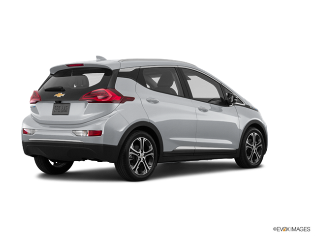 New Car 2018 Chevrolet Bolt EV Premier