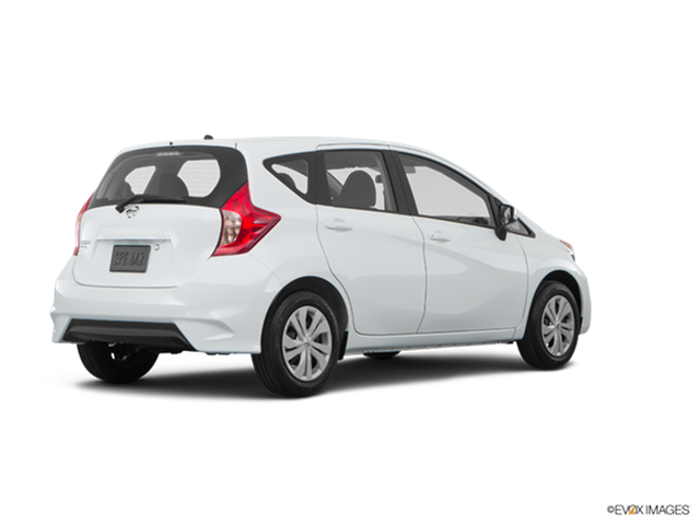 New Car 2017 Nissan Versa Note S Plus