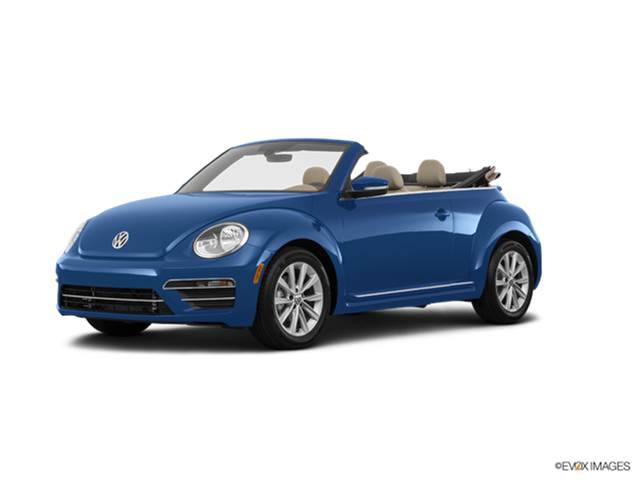 Most Fuel Efficient Convertibles of 2017 - 2017 Volkswagen Beetle