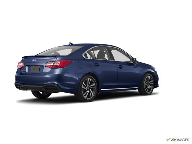 2018 Subaru Legacy 2.5i Sport New Car Prices