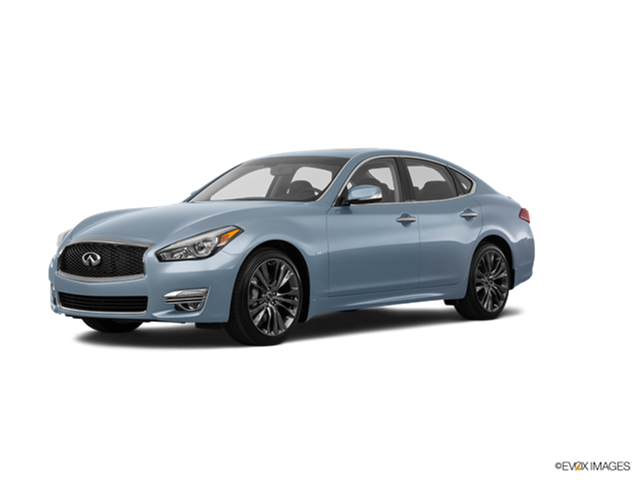 New Car 2018 INFINITI Q70 3.7 Luxe