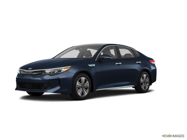 Best Safety Rated Electric Cars of 2017 - 2017 Kia Optima Plug-in Hybrid