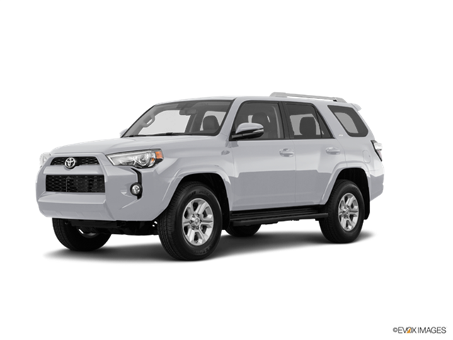 New Car 2018 Toyota 4Runner TRD Off-Road