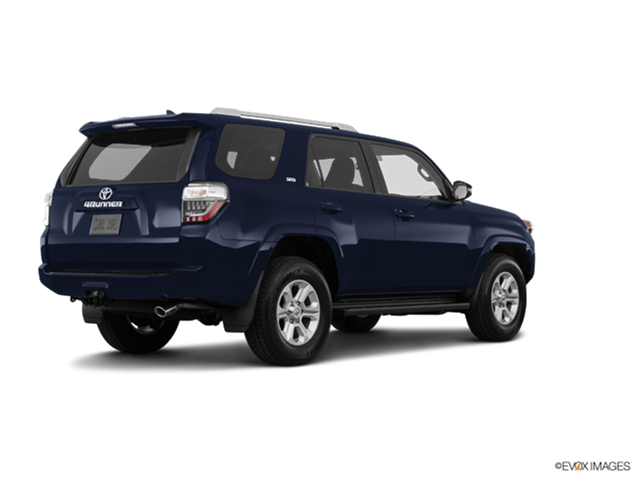 New Car 2018 Toyota 4Runner TRD Pro