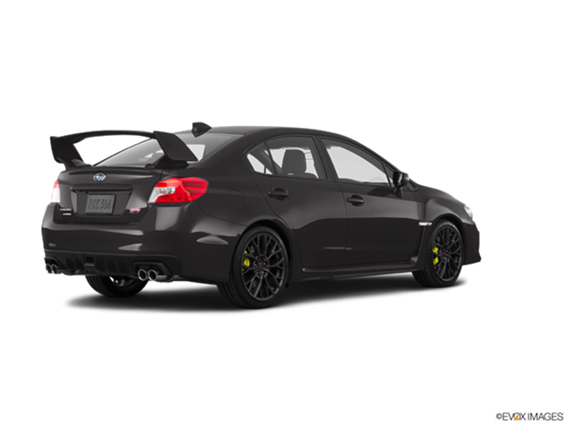 New Car 2018 Subaru WRX WRX STI Limited