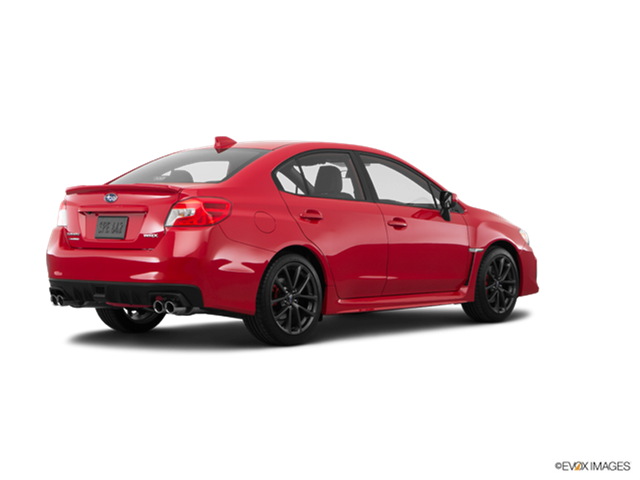 New Car 2018 Subaru WRX WRX Premium