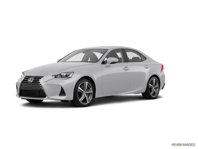 New Car 2017 Lexus IS IS 200t