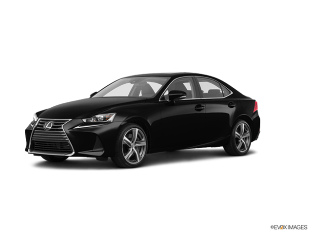 Best Safety Rated Sedans of 2017 - 2017 Lexus IS