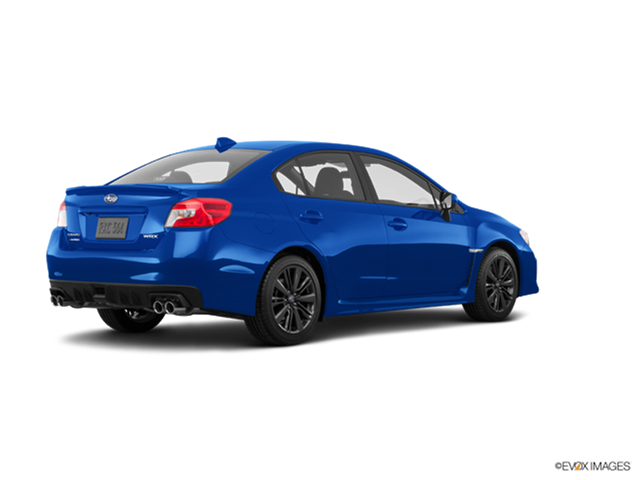 New Car 2018 Subaru WRX WRX