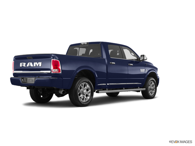 New Car 2017 Ram 2500 Crew Cab Laramie Limited