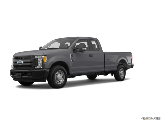 New Car 2017 Ford F250 Super Duty Super Cab XLT