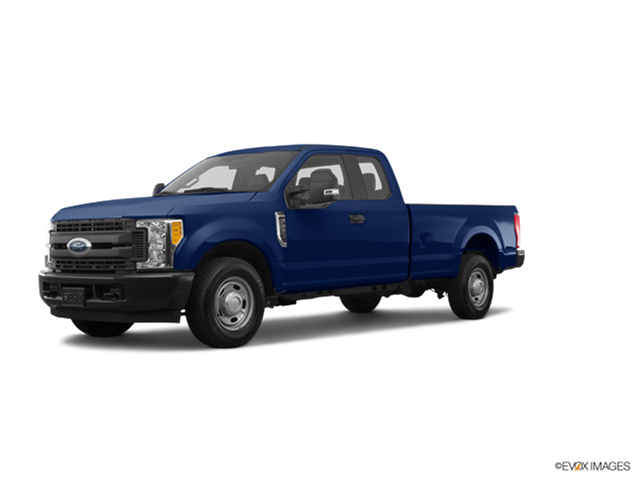 Best Safety Rated Trucks of 2017 - 2017 Ford F250 Super Duty Super Cab